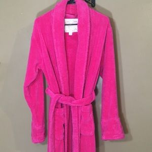 "Victoria's Secret - Terry cloth 48"" long robe"
